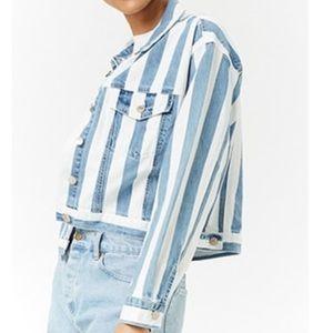 Brand New Striped Jacket